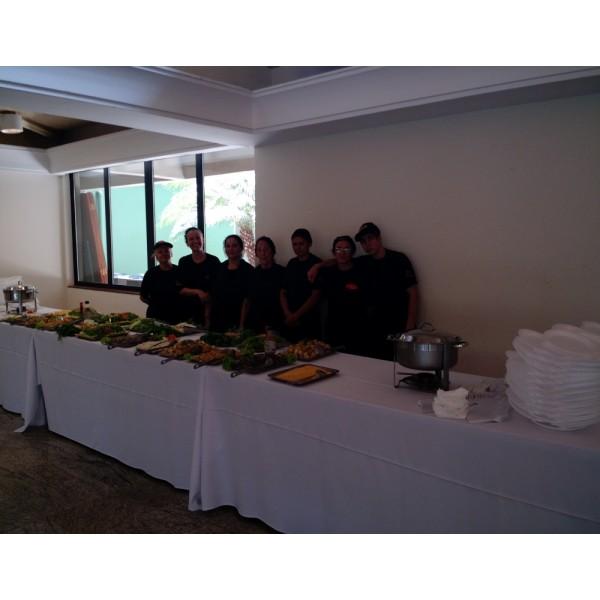 Buffet Churrasco a Domicílio Preço no Residencial Oito - Churrasco a Domicílio na Calcaia do Alto