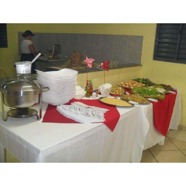 Buffet Churrascos a Domicílio no Rio Pequeno - Churrasco a Domicílio em SP