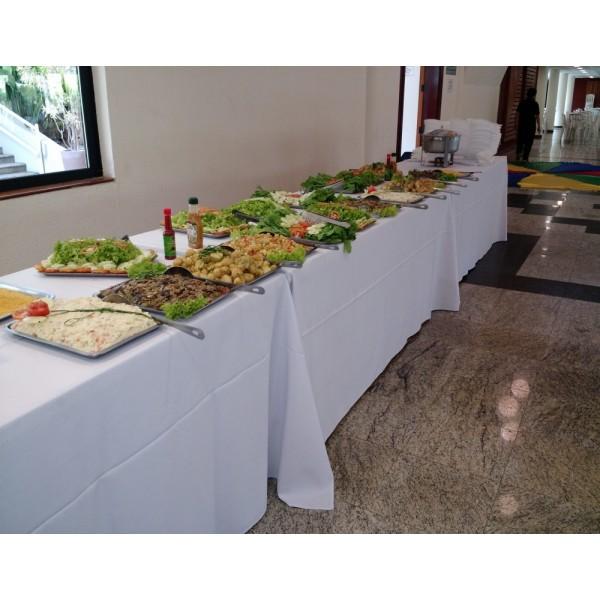 Buffet de Churrasco em Domicílio Preços no Parque Continental - Churrasco em Domicílio SP