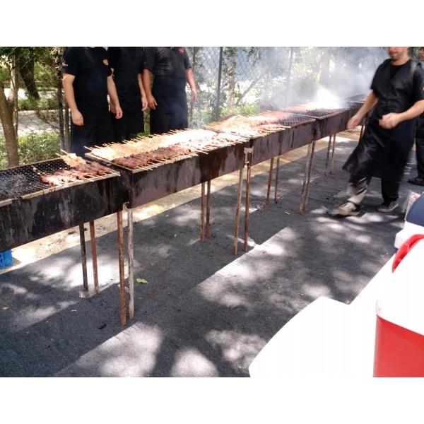 Churrasco em Casa Valor no Parque Taipas - Churrasco a Domicílio no Litoral de SP