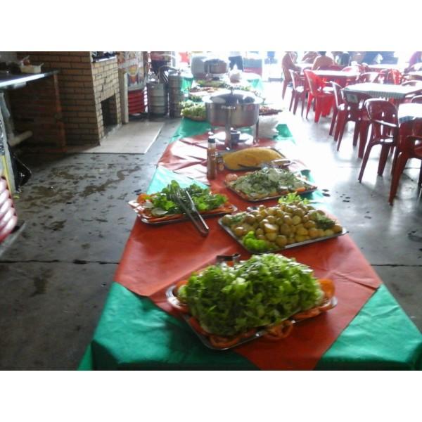 Churrasco para Aniversários Preço no Horto Florestal - Churrasco para Festa de Aniversário em Campinas