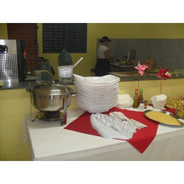 Churrascos a Domicílio Preços na Chácara Morro Alto - Preço de Churrasco a Domicílio