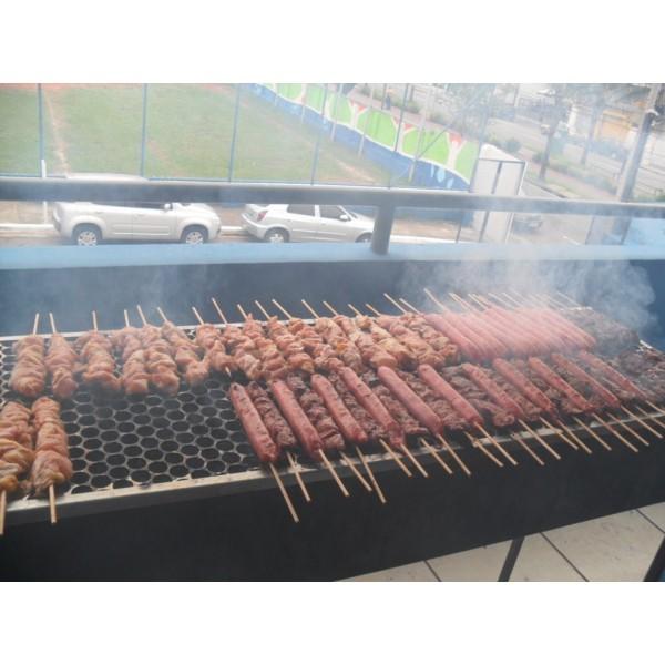 Preços de Churrascos a Domicílio na Ponta da Praia - Buffet de Churrasco em Domicílio SP