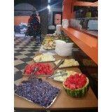 Empresa de churrasco no Bixiga
