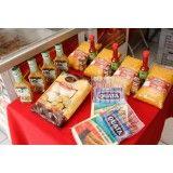 Espetinhos para Festas no Bixiga