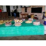 Peços churrasco para Eventos Corporativos na Chácara Klabin
