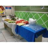 Valor para churrasco em aniversário no Ibirapuera