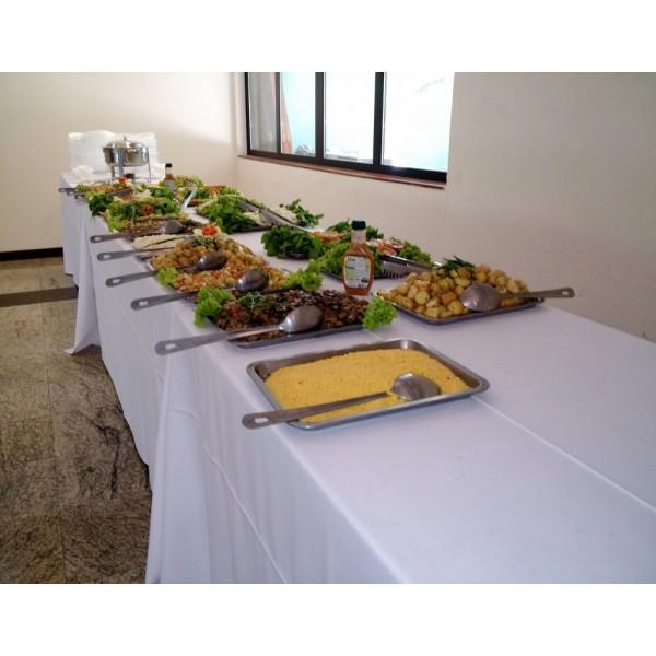 Valores para Churrasco em Casa no Residencial Cinco - Buffet de Churrasco em Domicílio SP Preço